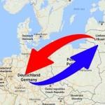 Mikriukai i Vokietija