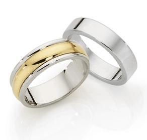 Renkames vestuvinius žiedus