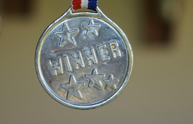 sidabriniai medaliai