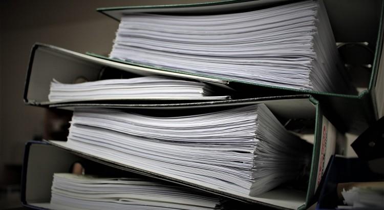 dokumentu valdymas