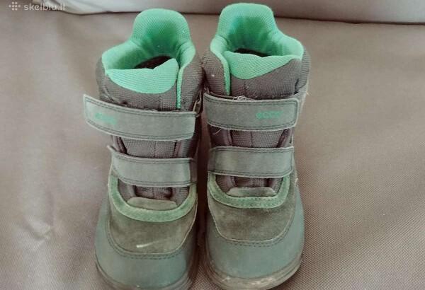 Į ką atsižvelgti renkant batus berniukui